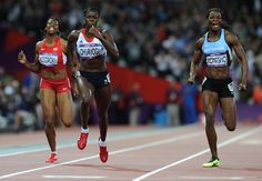 Christine Ohuruogu then wins silver with an amazing run down the back straight in the women's 400m.