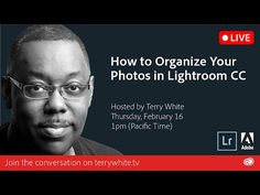 (12) How to Organize Your Images in Lightroom CC - YouTube