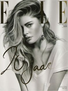 French Elle Oct. 2009