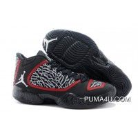 official photos e37b1 b821b Nike Air Jordan Xx9 Black White-Gym Red Free Shipping 2S3rkx