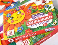 "Plasticine "" Solnishko"""