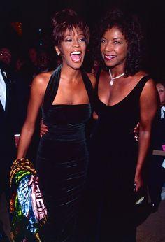 Whitney Houston & Natalie Cole