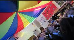 Engaging children with the circus theme!