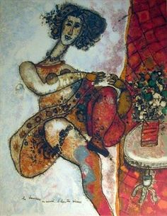 Théo Tobiasse - La Danseuse