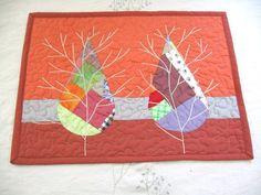 Podkładki na stół w andrysiakpatchwork na DaWanda.com