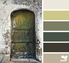 { a door hues } image via: @mikefanfulli