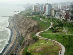 Is paragliding something you have always wanted to do? Why not consider making a trip of it, and go to Lima, Peru? We Are The World, Wonders Of The World, Bolivia, Central America, South America, Latin America, Ecuador, Places Around The World, Around The Worlds