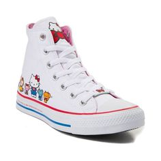 2063f0d25259 Converse Chuck Taylor All Star Hi Hello Kitty® Friends Sneaker. This season