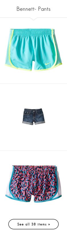 """""""Bennett- Pants"""" by thecollinfamily ❤ liked on Polyvore featuring HarrisonFamily, baby, kids, shorts, baby girl clothes, baby stuff, skirts, bottoms, alice clothes and aqua frost"""