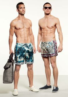 Dolce Men's Gym SS13 | Homotography
