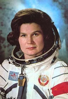 Space race people: Valentina Tereshkova is a retired soviet cosmonaut who became the first woman in space aboard Volstock 6 in Valentina Tereshkova, Great Women, Amazing Women, Camila Morgado, Ute Lemper, Women Rights, Space Program, Space Travel, Women In History