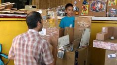 Check Out the Homemade Arcade a 9 Year Old Built in a Boyle Heights Car Parts Shop