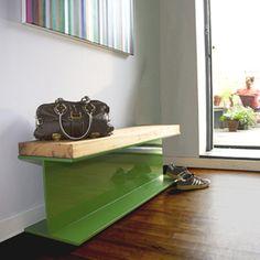 Lucky Beam Bench, Katch Design Co. NY