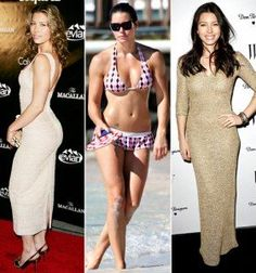 jessica biel workouts