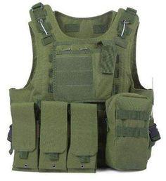 Camouflage Hunting Vest