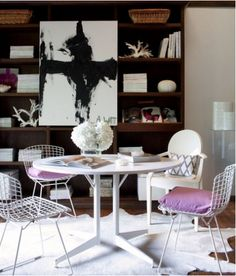 Love this, could be dining room?