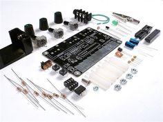 Nebulophone - Arduino-based Synthesizer