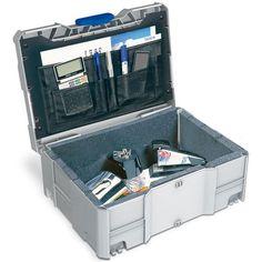 Office-systainer® T-Loc II - MUSTER für Ausbau einer L-Boxx 136