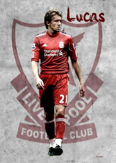 """Lucas Leiva - The newest member of the LFC """"lifer"""" club."""