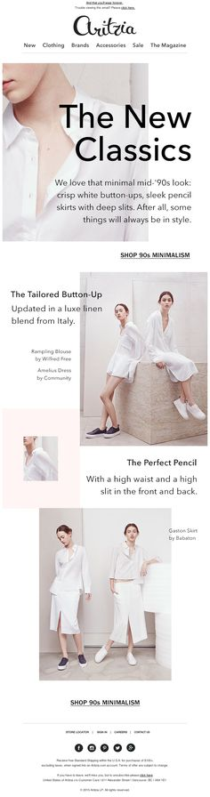 Aritzia - Timeless Pieces You Need Now