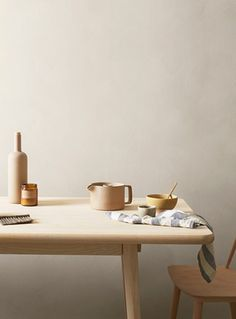 Nordic Living fargepalett' Jotun Lady, Home Room Design, House Rooms, Paint Colors, Urban, Colours, Dining, Table, Clay
