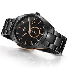 The latest male supermodel RADO HyperChrome Automatic Small Second (See more at En/Fr/Es: http://watchmobile7.com/articles/rado-hyperchrome-automatic-small-second) (6/7) #watches #rado