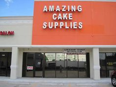Amazing Cake Supplies Houston