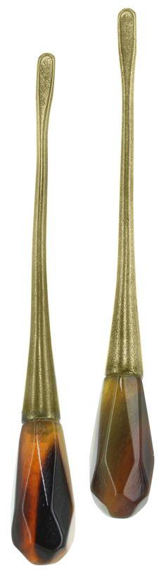ORYX Earrings by NATURE Bijoux