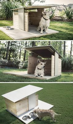 Two Atlanta-Based Designers Create An Architecturally Inspired Dog House