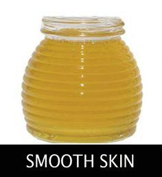 smooth skin with apple cider vinegar