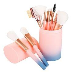 Makeup brush set,12 pcs Face Makeup Brushes Makeup Brush Set