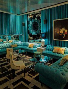 Teal Teen Bedrooms, Turquoise Teen Bedroom, Teal Living Rooms, Bedroom Turquoise, Teen Bedroom Designs, Gold Bedroom, Bedroom Girls, Bedroom Ideas, Turquoise Walls