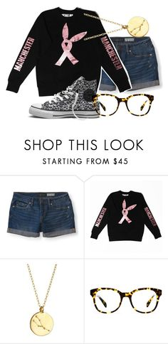 """Untitled #618"" by pinktasticey ❤ liked on Polyvore featuring Aéropostale, Converse, Chupi and Warby Parker"