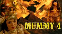 Mummy 4 | Horror | Thriller |  Romance | Hollywood Dubbed Movie |  Rober...