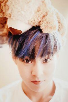 Xiumin ♡ My teddy bear. My dream protector.