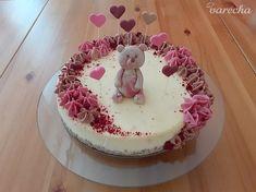 Najlepší jednoduchý cheesecake - recept | Varecha.sk Cheesecake, Food, Cheesecakes, Essen, Meals, Yemek, Cherry Cheesecake Shooters, Eten