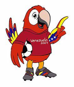 Guaki  Copa America 2007 Venezuela