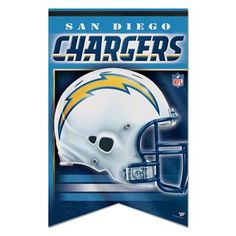 San Diego Chargers Premium Banner