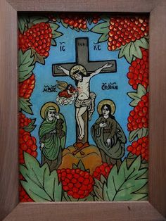 Religious Icons, Religious Art, True Vine, Orthodox Icons, Ikon, Madonna, Catholic, Vines, Christian