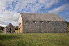 Stone Prism by Rick Joy Architect
