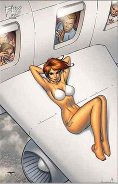 Zenescope Fly The Fall Number 1 Cover D 500 Brand New Comic Book | eBay