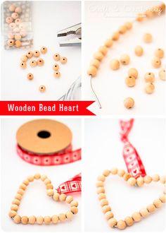 woodenbeadheart1