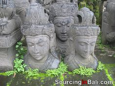 sib1-4-stone-carvings-bali by balifurnish, via Flickr