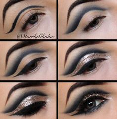 Smokey Shimmer Shadow - how to