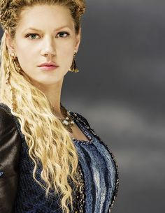 Lagertha is the first wife of Ragnar Lothbrok