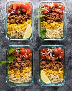 How to Meal Prep Lunch for a Month - PureWow