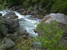 Ríos de la vertiente cantábrica. Río Deva.