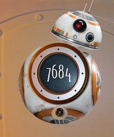 FREE BB-8 Download with Custom Disney  Cruise Door Magnet by Alluna