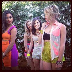Shay, Sasha, Lucy, and Ashley :)