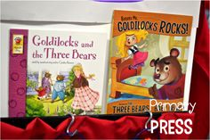 Teaching Number 3 with Goldilocks and The Three Bears